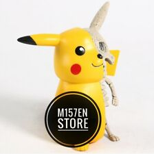 Pokemon Pikachu Skeleton Action Figure Pokemon Universal Comics New Toy 4.5""