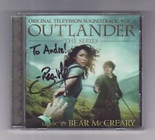 (CD) Outlander The Series Vol. 1 - TV Ost / Bear McCreary / AUTOGRAPHED