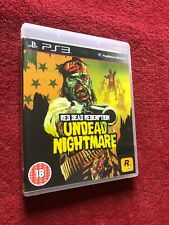 Red Dead Redemption - Undead Nightmare (PS3) - Game  3MVG The Cheap Fast Free