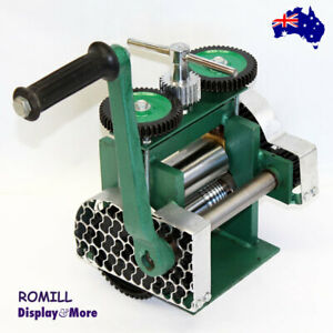 ROLLING Mill Jeweller JEWELLERY Manual Roll Machine   Reliable   AUSSIE Seller