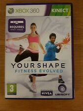 Votre Shape: Fitness Evolved (Microsoft Xbox 360, 2010) tous complet Comme neuf