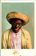 c. 1902 POSTCARD JIM CROW BLACK AMERICANA