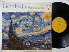 Gershwin Rhapsodie en bleu CND 845 JESUS MARIA SANROMA W. STEINBERG pITTSBURGH