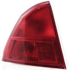 Tail Light for 2001-2002 Honda Civic LH Outer Sedan