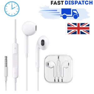 New Earphones Headphones For iPhone 6 6s 5C 5 5S iPAD Handsfree iPod