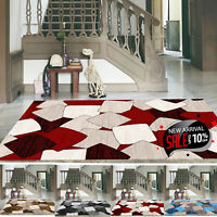 Large Geometric Area Carpets Soft Area Rugs For Living Room Bedroom Rug Runner