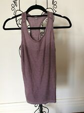 Nike Dri Fit Plum Top New