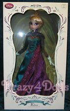 Disney Frozen Limited Edition LE Designer Doll Elsa NEW!