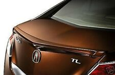 PRE-PAINTED for ACURA TL LIP STYLE ABS SPOILER WING 2009-2014 ALL COLORS
