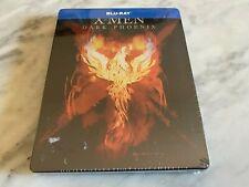 X-Man: Dark Phoenix Steelbook (Blu-ray, 2019)
