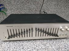 Realistic Stereo Frequency Equalizer Wide Range Model 31-2000 Vintage