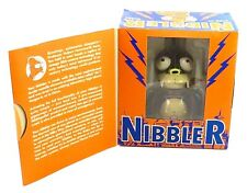 RARE! Futurama Nibbler Wind-Up Robot Action Toy (2000) NEW!