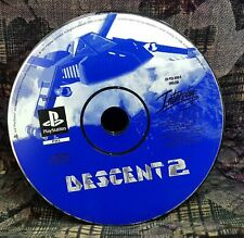 Play Station 1 Spiel PS1 Descent 2  Spiel
