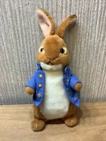 Beatrix Potter Peter Rabbit Plush Soft Toy Teddy Baby Collectable 9 Inch Beanie