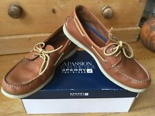 Sperry Topsider A/O Tan Size 11 UK /45.5 Eur