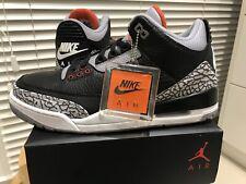 Air Jordan 3 'Black Cement' 2018 US9.5 [BNIB]