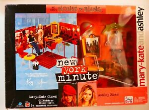 Mary-Kate and Ashley Mattel Big Shirl's House of Bling New York Minute Playset