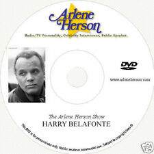 Harry Belafonte TV Interview  (30 Minutes)  DVD