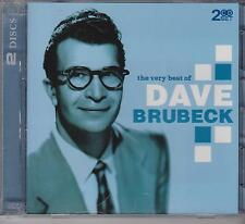 THE VERY BEST OF DAVE BRUBECK on 2 CD's - NEW -