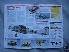 Aircraft of the World Card 42 , Group 16 - Dornier Do 29