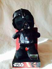 Star Wars Plüschfigur Darth Vader Velboa-Samtplüsch 25cm Joy Toy