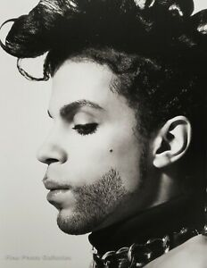 1991 Vintage PRINCE Performing Artist By HERB RITTS Music Dance Photo Art 16x20