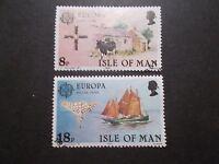Isle of Man 1981 Commemorative Stamps~Europa Folklore~Fine Used Set~UK Seller
