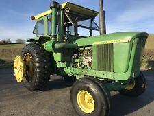 John Deere Vintage Tractor  5020 Synchro 1970 Excel Cab 6030 Engine