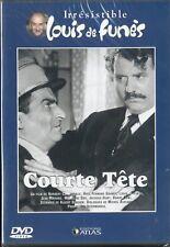 Courte tête  --DVD--Louis, De Funes