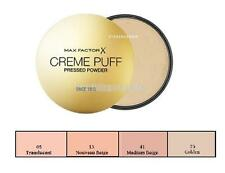 Max Factor Creme Puff Compact Powder - 05 Translucent