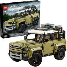 LEGO 42110 Technic Land Rover Defender Off Road 4x4 Car, Exclusive Collectible