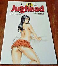 JUGHEAD # 1 NM (2015 ARCHIE) ORIGINAL SKETCH ART BY HM1. # 03