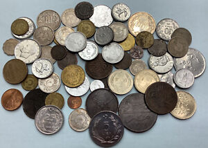 Turkey Antique And Morden Lot X60 Coins #013
