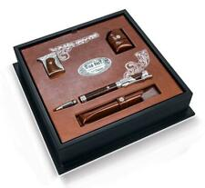 S.T. Dupont L.E. Wild West Collectors Set, Lighter & Pen, C3WILDWEST, New In Box