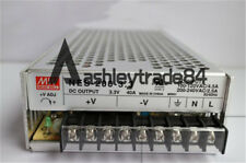New Meanwell Switching Power Supply NES-200-3.3 3.3V 40A