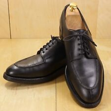 JOHN LOBB Chambord Split Toe Black Derby Shoe EXCELLENT UK 8.5 US 9 EH02