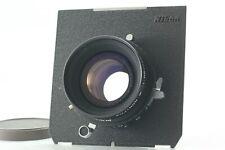 【Optical NEAR MINT】 Fujinon W 125mm f5.6 Lens, Copal Shutter, Nikon Board, JAPAN