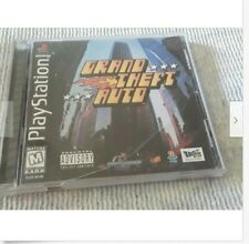 Grand Theft Auto (Sony PlayStation) *Complete Black Label*