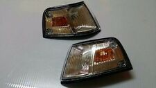 New 1-Pair Honda Civic SH4 EF2 Corner Lamp Light 1988-1989 4th-Gen ED EF Sedan