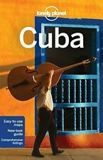 Lonely Planet Cuba Travel Guide (Paperback 2015)