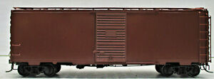 KADEE CARS UNDECORATED #4000 40' PS-1 BOXCAR 6' DOOR HO SCALE
