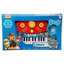 Paw Patrol grandes Piano Electrónico Teclado Instrumento Musical Juguete