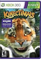 Kinectimals Xbox 360 Kinect Game For Kids Animals Family Fun 1