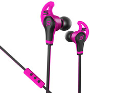 Sms Audio SYNC by 50 Cent Wireless Bluetooth In-Ear Sport Earphones - Pink