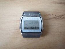 Seiko A359-5010 Chronograph, Quartz, LCD, Digital, Vintage, rar, selten, 80er...