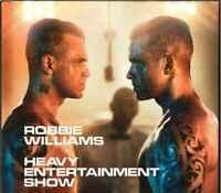 "ROBBIE WILLIAMS ""Heavy Entertainment Show"" CD-Album"