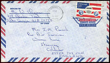 USA 1976 Commercial Airmail Cover To UK #C33661