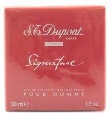 (GRUNDPREIS 266,33€/100ML) S.T. DUPONT PARIS SIGNATURE POUR HOMME 30ML EDT SPRAY