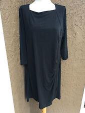 New $159 Chico's Flattering Versatile Slimming Little Black Dress 3 XL 16 18 NWT