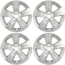 "(4) 2015 JEEP PATRIOT 17"" CHROME WHEEL LINERS SKINS HUBCAPS IMP 373X-17"""